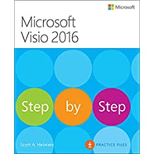 Microsoft Visio 2016 Step By Step: MS Visio 2016 Ste by Ste_p1