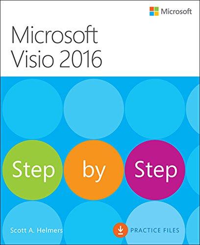 Microsoft Visio 2016 Step By Step: MS Visio 2016 Ste by Ste_p1