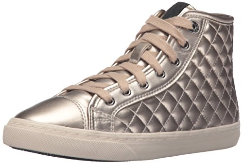 D Sneaker Gold Donna Geox Giyo Alta HqxSdn8B