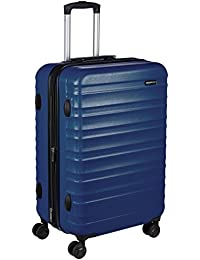 Hardside Spinner Luggage - 24-Inch, Navy Blue