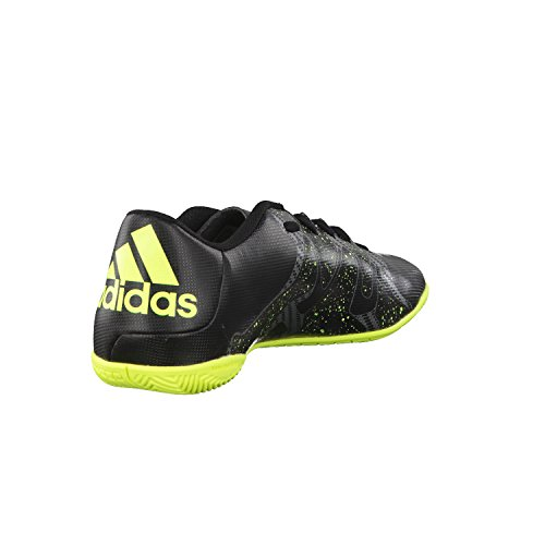 Entry Adidas Chaos Negro Homme Indoor Chaussures De Football Gris Amarillo q5f5CTx