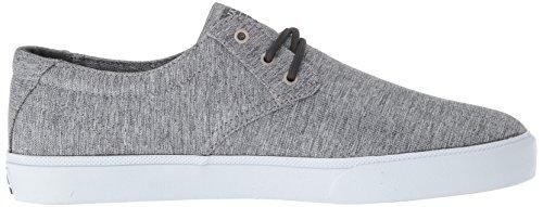 Lakai Skate Grey Shoe Men's Daly Textile 4rTw4