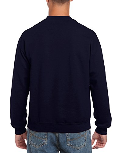 Gildan Femme Gildan Bleu Sweatshirt Marine Sweatshirt Marine Femme Bleu qnWvSATqx