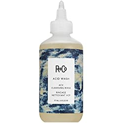 R+Co Acv Cleansing Rinse Acid Wash, 6 Fl Oz