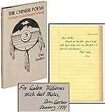The Chinese Poems, Dan Gerber, 0912090472
