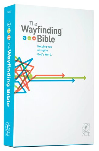 - The Wayfinding Bible NLT (Softcover)