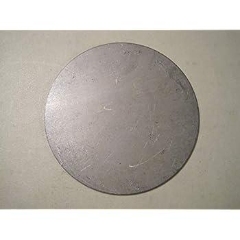"12/"" Dia..x .250 1//4/"" Steel Sheet Circle Disc Plate"