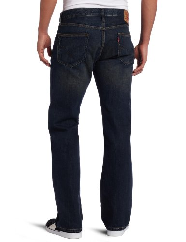 Levi's Men's 527 Slim Boot Cut Jean, Overhaul, 30x34