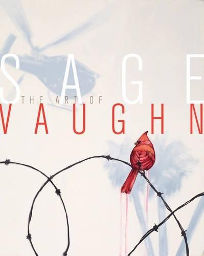 Sage Vaughn: Ice Age Sculpture Sage