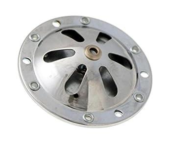 RMS bocina Vespa 150 con batería vl3-vb1 (picada)/Horn Vespa 150 with battery vl3-vb1 (Acoustic Signals): Amazon.es: Coche y moto