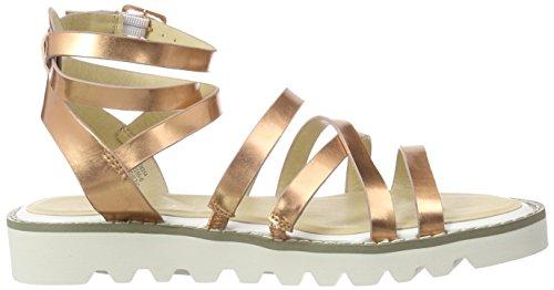 Another Pair of Shoes Sarak2 - Sandalias Mujer Dorado (Copper 109)