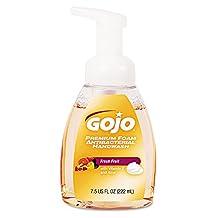 Premium Foam Antibacterial Hand Wash, Fresh Fruit Scent, 7.5 oz Pump