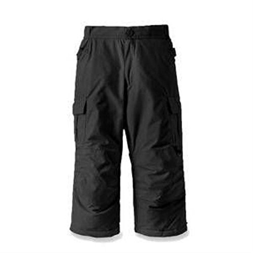 Boulder Gear Youth Board Dog Pant Black XS by Boulder Gear