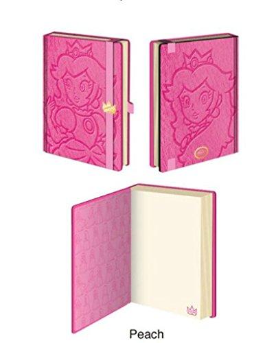 Peach A5 Premium Journal -