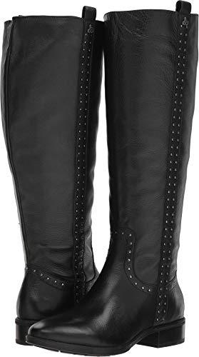Sam Edelman Women's Prina 2 Knee High Boot Black Leather 8 M -