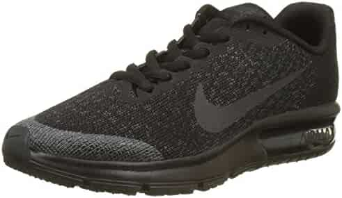 c1022c3476c0 ... Black White 512166-006. (0). Nike Air Max Sequent 2 (Gs) Boys Running  Shoes