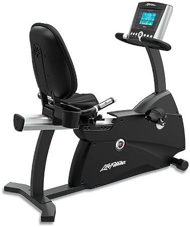Life Fitness Camilla Ergometer R3 Advanced, Negro: Amazon.es ...