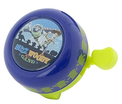 Pacific Cycle Toy Story Bike Bell (Blue)