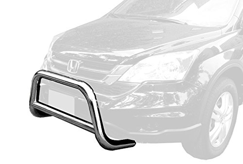 Tyger Auto TYGER Custom Fit 07-15 Honda CRV Stainless Steel 2.5″ Bumper Brush Nudge Bull Bar (Mounting Hardware included)