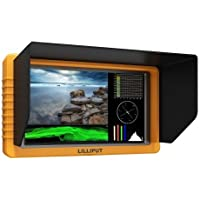 Lilliput Monitor LCD 5,5 1920x1280 IN OUT SDI/HDMI - Q5