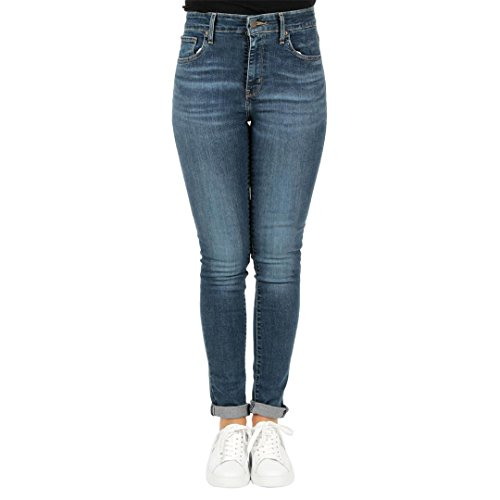 Levi's ? 721 High Rise Skinny W jean game on