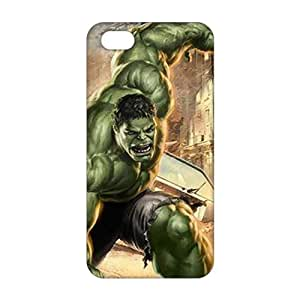 HUTGUF 3D Case Cover hot toys hulk Phone Case for iPhone 5s