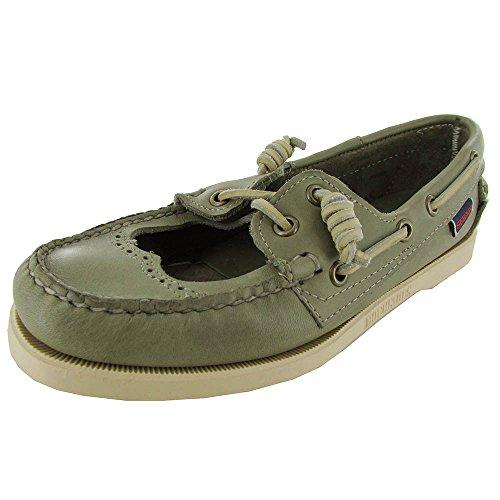 Barco Zapatos Green Sebago Zapatos Sebago Montauk FCgwqwxKY6