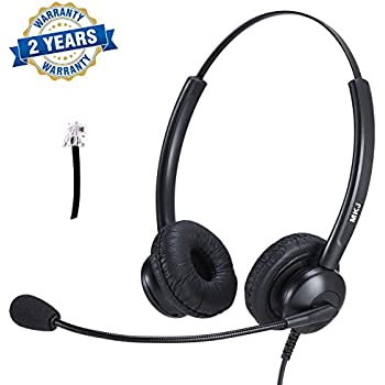 Amazon com: OvisLink Professional Cisco Headset with HD Sound Noise