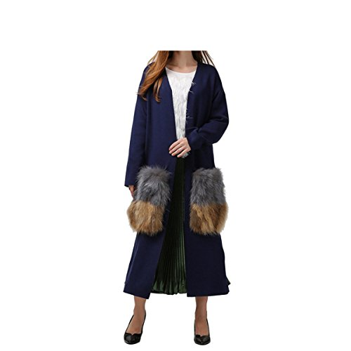 Winter Party Warm Autumn Attend Thin Windbreaker Travel And Loose Coat Birthday Ms Personality Red Long ManRiya Section Party Coat TxSIxqHn