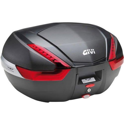 Givi V47NN 47ltr Monokey Top Case w/Carbon Fiber accent