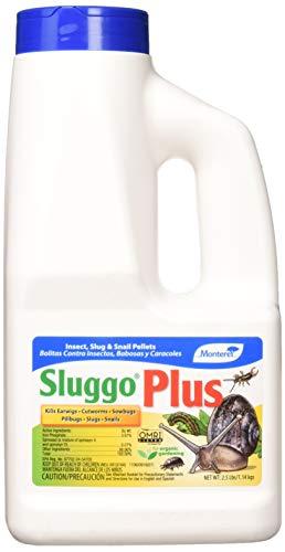 - Monterey 2.5 lbs Sluggo Plus Spinosad