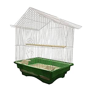 Jaula para Pájaros/Jaula para Aves Con gancho para jaula de ...