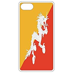 Bhutan Flag - White Apple Iphone 5 5s Cell Phone Case - Cover