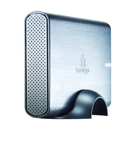 Iomega Prestige 1 TB USB 2.0 Desktop External Hard Drive 34275 (External Hard Drive Iomega Usb)