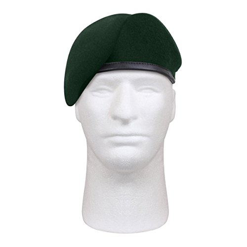 Rothco Gi Type Inspection Ready Beret, Green,