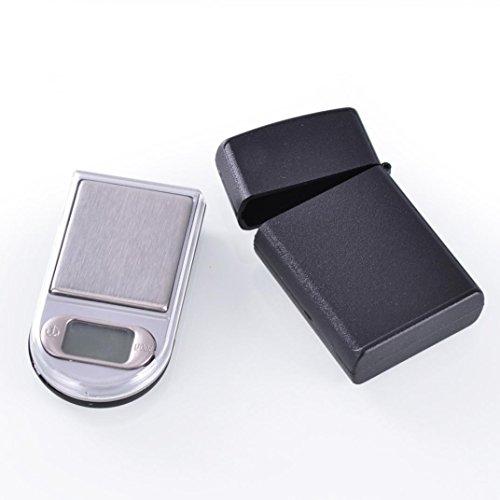 DZT1968 0.01~100g Gram Mini Lighter Style Digital Pocket Scale