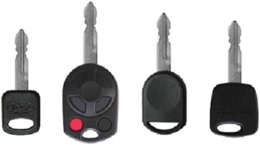 BOLT 7025285 Trailer Coupler Pin Lock for Ford Lincoln /& Mercury Keys