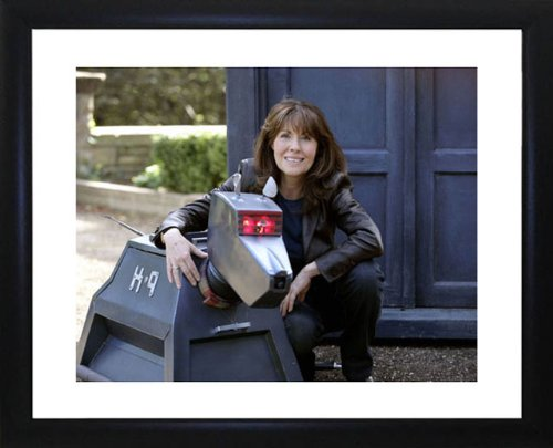 Elizabeth Sladen Framed Photo by Picture Favourites