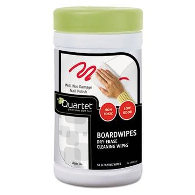 (Quartet 52-180032Q Dry Erase Boardwipes 50 Count)