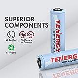 TenergyAA AAA C D 9V Battery,NiMH