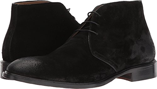 Gordon Rush Mens Jamison Daim Noir