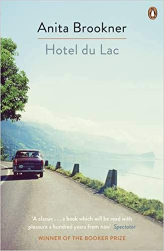 Image result for hotel du lac book