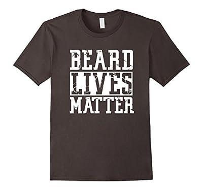 Mens BEARD LIVES MATTER T-Shirt | Funny Shirt | Beard Shirt