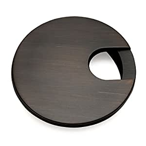 Amazon Com Cosmas 50203orb Oil Rubbed Bronze 2 1 2 Quot Two