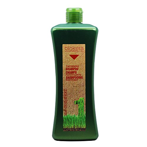 Salerm Biokera Thickening Shampoo 36oz / 1000mL