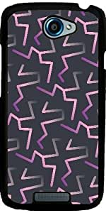 Case for HTC One S 4,3'' - Chaos