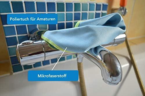 100 cm Junta profesional para la cabina de ducha + paño de pulido ...