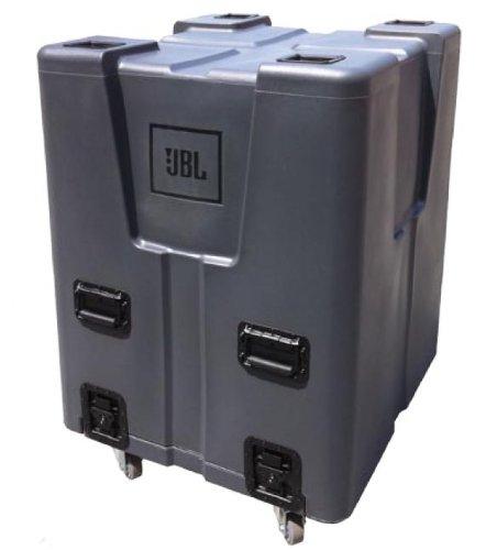 JBL Transport Case for Vertec Subcompact 4886/4883 Speaker - Black (JBL-VERTEC-SYS1) by JBL Bags