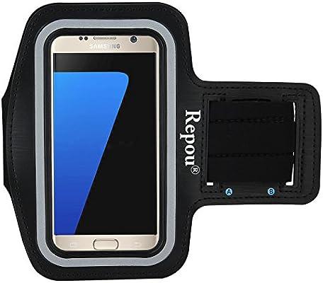 Repou Brazalete Deportivo para Samsung Galaxy S7 Edge Armband de ...