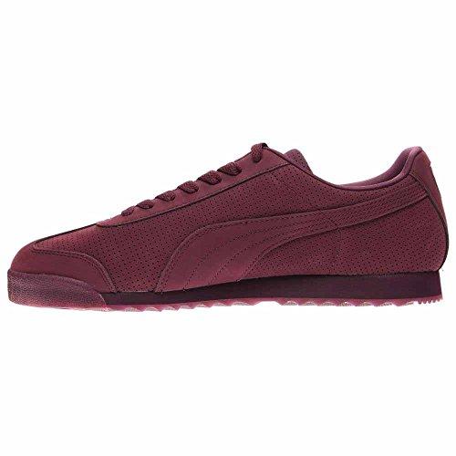 Sneaker Puma Roma Mono Traslucido Viola
